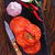 sosis · jambon · tahta · tapas · yağ · yemek - stok fotoğraf © tycoon