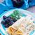 kek · plaka · kahvaltı · yağ · öğle · yemeği · sarı - stok fotoğraf © tycoon