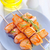 salmon kebab stock photo © tycoon