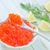 лосося · икра · рыбы · оранжевый · пластина · темно - Сток-фото © tycoon