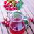 wiśniowe · soku · wiosną · liści · szkła · tle - zdjęcia stock © tycoon