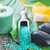 海塩 · 油 · ボトル · 表 · 花 · 春 - ストックフォト © tycoon