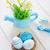 paskalya · yumurtası · Paskalya · bahar · dizayn · arka · plan · mavi - stok fotoğraf © tycoon