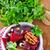 продовольствие · природы · лист · фон · зеленый - Сток-фото © tycoon