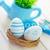 paskalya · yumurtası · Paskalya · bahar · dizayn · yumurta · arka · plan - stok fotoğraf © tycoon