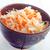 casero · ensalada · de · col · blanco · tazón · plato · dieta - foto stock © tycoon