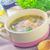 лосося · итальянский · суп · продовольствие · завтрак - Сток-фото © tycoon