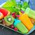 rijp · aardbei · bessen · ijs · donkere · voedsel - stockfoto © tycoon