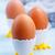 ovos · tigela · tabela · páscoa · fundo - foto stock © tycoon