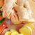 生姜 · ルート · ナイフ · まな板 · 食品 - ストックフォト © tycoon