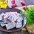 szeletel · fából · készült · tányér · izolált · fehér · paradicsom - stock fotó © tycoon