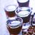 コーヒー · 小 · 眼鏡 · 表 · 食品 - ストックフォト © tycoon