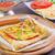 пиццы · помидоры · черри · деревянный · стол · томатный · печи - Сток-фото © tycoon