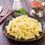 pasta · textura · alimentos · color · tenedor · hortalizas - foto stock © tycoon