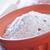 merítőkanál · liszt · halom · gluténmentes · festett · fából · készült - stock fotó © tycoon