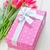 окна · настоящее · цветок · бумаги · фон · Tulip - Сток-фото © tycoon