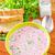 soğuk · çorba · yaz · salatalık · yumurta · sebze - stok fotoğraf © tycoon