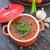tazón · sopa · de · frijol · negro · mesa · invierno · placa - foto stock © tycoon