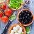 完全菜食主義者の · サラダボウル · 新鮮な · 健康的な生活 · 食品 · 緑 - ストックフォト © tycoon