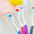 casal · saúde · azul · boca · vermelho · banheiro - foto stock © tycoon