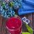 zöld · smoothie · üveg · nyitva · bögre · organikus · spenót - stock fotó © tycoon