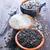 pirinç · tahıl · zeytin · ahşap · kaşık - stok fotoğraf © tycoon