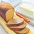 バター · ローフ · レーズン · まな板 · パン · 白 - ストックフォト © tycoon