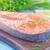 somon · deniz · restoran · yeşil · limon · beyaz - stok fotoğraf © tycoon
