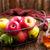 appel · cider · azijn · fles · organisch · glas - stockfoto © tycoon