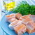 鮭 · ケバブ · プレート · 表 · 食品 · 魚 - ストックフォト © tycoon