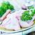 pollo · alas · apio · zanahoria · alimentos - foto stock © tycoon