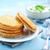de · pomme · de · terre · plaque · table · vert · dîner - photo stock © tycoon