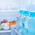 kókusz · hűtőszekrény · előnyök · víz · haj · levél - stock fotó © tycoon