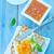 śniadanie · bufet · zdrowych · kontynentalny · kawy · sok · pomarańczowy - zdjęcia stock © tycoon