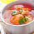 delicious veal stew soup with meat and vegetables stock photo © tycoon