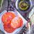 spanyol · chorizo · szeletel · fa · asztal · hús · ebéd - stock fotó © tycoon