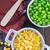 groene · erwten · kom · natuur · salade - stockfoto © tycoon
