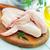 frango · em · cozinha · tabela · pernas - foto stock © tycoon