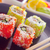 sushis · servi · gingembre · wasabi · alimentaire - photo stock © tycoon