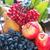 friss · görögdinnye · fa · asztal · érett · szeletel · fehér - stock fotó © tycoon