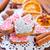 クッキー · 花 · 食品 · 愛 · ケーキ · 夏 - ストックフォト © tycoon
