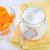 ヨーグルト · 桃 · ギリシャ語 · 新鮮な · 朝食 · ボウル - ストックフォト © tycoon