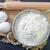 мучной · древесины · фон · белый · приготовления · совета - Сток-фото © tycoon