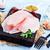 生 · 鶏 · 胸 · 木材 · ディナー · 肉 - ストックフォト © tycoon