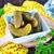 komkommers · vork · stijl · rustiek · selectieve · aandacht - stockfoto © tycoon