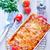 vers · eigengemaakt · lasagne · italiaanse · keuken · vers · gebakken - stockfoto © tycoon