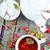 rózsa · csípő · tea · kutya · természet · gyümölcs - stock fotó © tycoon