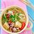 kínai · étel · hagyma · sült · tintahal · Kína · finom - stock fotó © tycoon
