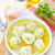 мяса · картофель · мяча · еды · блюдо - Сток-фото © tycoon