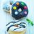 ミルク · ドーナツ · ボトル · 新鮮な · パーティ - ストックフォト © tycoon